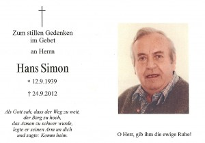 Simon Hans