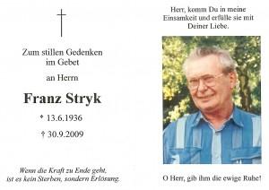 Stryk Franz
