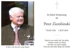 Ziembinski Peter