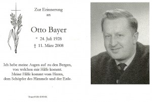 Bayer Otto