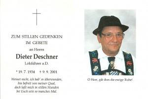 Deschner Dieter