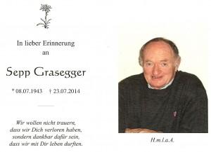 Grasegger Sepp