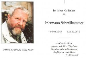 Schrallhammer Hermann